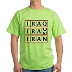 Iran 2009 Green T-Shirt