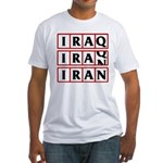 Iran 2009 Fitted T-Shirt