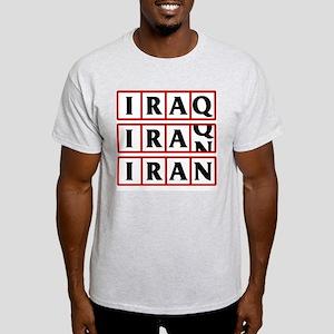 Iran 2009 Light T-Shirt