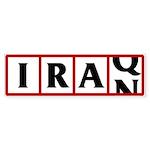 Iran 2009 Bumper Sticker (10 pk)