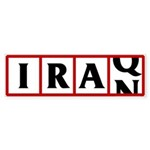 Iran 2009 Bumper Sticker