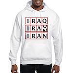 Iran 2009 Hooded Sweatshirt
