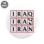 "Iran 2009 3.5"" Button (10 pack)"