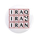 "Iran 2009 3.5"" Button"