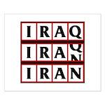 Iran 2009 Small Poster