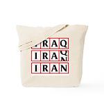 Iran 2009 Tote Bag