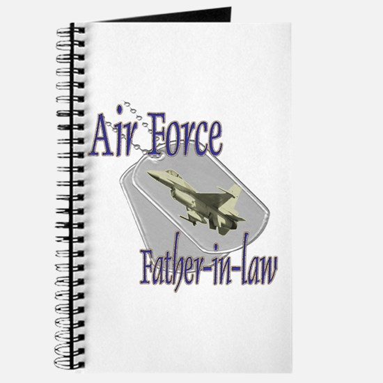 Jet Air Force Father-in-law Journal