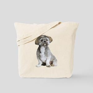 Shih Tzu Picture - Tote Bag
