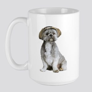 Shih Tzu Picture - Large Mug