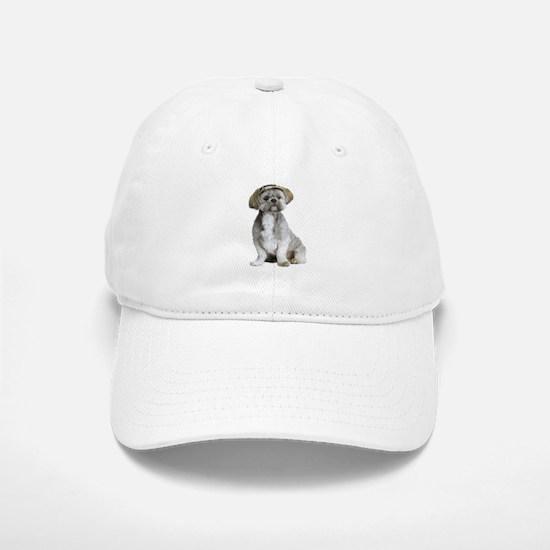 Shih Tzu Picture - Baseball Baseball Cap