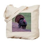 Strutting Tom Turkey Tote Bag