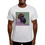 Strutting Tom Turkey Light T-Shirt