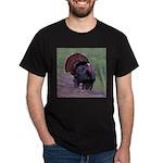 Strutting Tom Turkey Dark T-Shirt