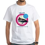 Dolphin Lone Star White T-Shirt