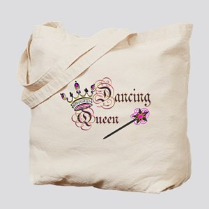 Dancing Queen Fancy Tote Bag