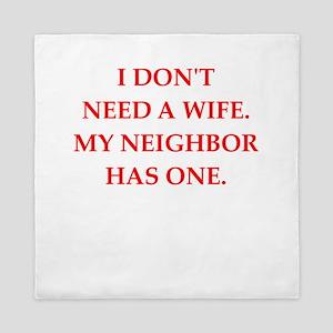 neighbor Queen Duvet