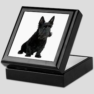 Scottish Terrier Picture - Keepsake Box