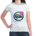 Dolphin Niecey Jr. Ringer T-Shirt
