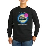 Dolphin Niecey Long Sleeve Dark T-Shirt