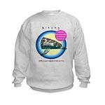 Dolphin Niecey Kids Sweatshirt