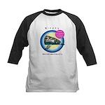 Dolphin Niecey Kids Baseball Jersey