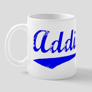 Vintage Addison (Blue) Mug