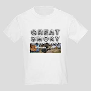 Smoky Mountains Americasbesthis Kids Light T-Shirt