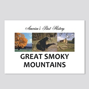 Smoky Mountains Americasb Postcards (package Of 8)