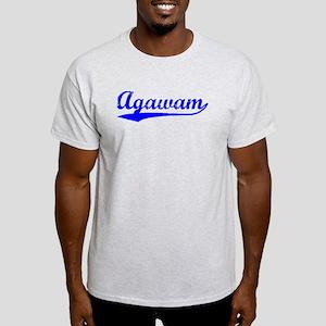 Vintage Agawam (Blue) Light T-Shirt