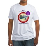 Dolphin Billy Fitted T-Shirt