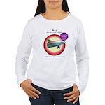 Dolphin Billy Women's Long Sleeve T-Shirt