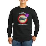Dolphin Billy Long Sleeve Dark T-Shirt