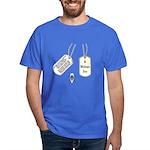 Masons Dog Tag Poem Dark T-Shirt