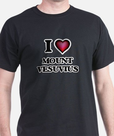 I love Mount Vesuvius T-Shirt