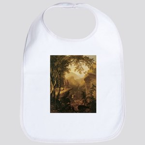 Kindred Spirits by Durand 1800s Bib