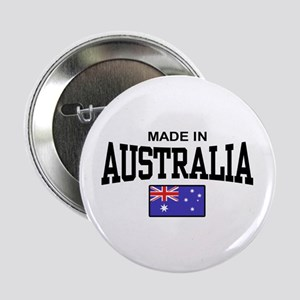 "Made In Australia 2.25"" Button"