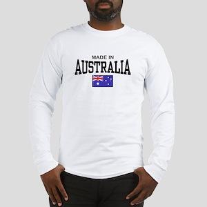 Made In Australia Long Sleeve T-Shirt