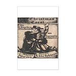 Christmas Carol Mini Poster