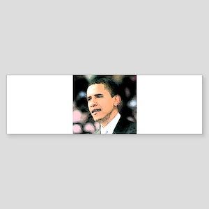 Obama Star Bumper Sticker