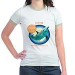 Dolphin Stefran Jr. Ringer T-Shirt