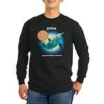 Dolphin Stefran Long Sleeve Dark T-Shirt
