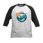 Dolphin Stefran Kids Baseball Jersey
