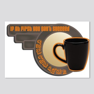 Chai Tea Postcards (Package of 8)