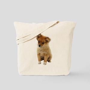 Pomeranian Picture - Tote Bag