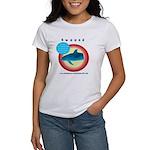 Dolphin Swoosh Women's T-Shirt