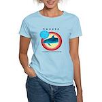 Dolphin Swoosh Women's Light T-Shirt
