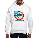 Dolphin Swoosh Hooded Sweatshirt