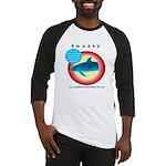 Dolphin Swoosh Baseball Jersey