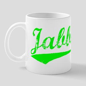Vintage Jabbar (Green) Mug