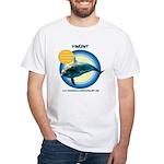 Dolphin Vincent White T-Shirt